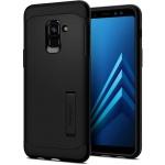 Spigen Slim Armor CS for Samsung Galaxy A8 2018 Black (EU Blister), 2440202