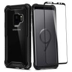 Spigen Hybrid 360 for Samsung Galaxy S9 Black (EU Blister), 2440200