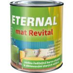 Eternal mat Revital barva k obnovování starých nátěrů, 213 černá, 700 g