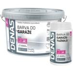 DENAS DO GARÁŽE barva pro zatěžované povrchy a podlahy z betonu, Ral 7040 šedá, 5  kg + 1 kg tužidlo