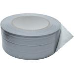 Mako stříbrná lepicí páska na opravy, šířka 50 mm, délka 50 m
