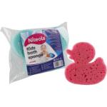 Cleanex dětská koupelnová houba, různá zvířátka