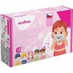 Mesaverde Kids Girl 3vrstvá ochranná rouška, výroba CZ, 10 ks