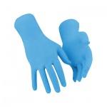 Vulkan Dona Nitrilové jednorázové rukavice modré velikost M, 200 ks