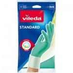 Vileda Standard rukavice gumové, velikost M, 1 pár