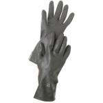 Mako ochranné rukavice neoprenové do chemikálií, velikost 10