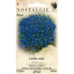 Nohel Garden lobelka drobná nízká modrá, 1500 semen