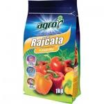 Agro Rajčata a papriky organominerální hnojivo, 1 kg