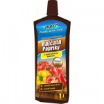 Agro Rajčata & papriky organo-minerální kapalné hnojivo, 1 l