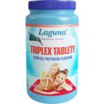 Laguna Triplex tablety 3v1 dezinfekce vločkování a proti řasám, 1 kg