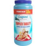 Laguna Triplex XXL tablety 3v1, dezinfekce vločkování a proti řasám, 1,6 kg