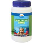 Probazen Kombi Maxi multifunkční tablety do bazénů, 1 kg