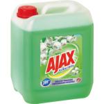 Ajax Floral Fiesta Tulip & Lychee, čistící prostředek na podlahy, 5 l