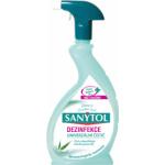 Sanytol dezinfekční univerzální čistič ve spreji s vůní eukalyptu, 500 ml