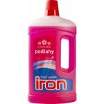 Iron s vůní květin čitič podlah, 1 l