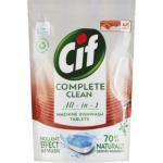 Cif Complete Clean All in 1 Regular tablety do myčky, 46 ks