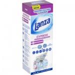 Lanza Express Fresh tekutý čistič pračky, 250 ml