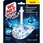 WC NET Style Crystal Blue Fresh WC závěs, 36,5 g