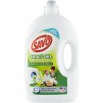 Savo Universal prací gel 50 praní, 2,5 l