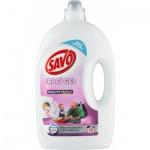 Savo Color prací gel 50 praní, 2,5 l