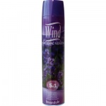 Wind, osvěžovač vzduchu, levandule, 300 ml