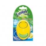 Sunlight citrusový osvěžovač myčky, 3 g