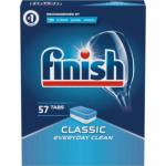 Finish Classic tablety do myčky nádobí, 57 ks