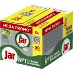 Jar Platinum Yellow Box tablety do myčky, 5 × 18 ks