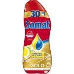 Somat Gold Grease Cutting Lemon & Lime gel na nádobí, 540 ml