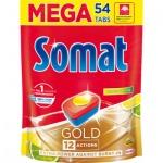 Somat Gold Lemon tablety do myčky 54 ks