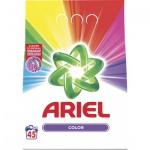 Ariel Color prací prášek 45 praní, 3,375 kg