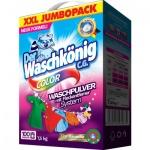 Waschkönig Color prací prášek na barevné prádlo, 100 dávek, 7,5 kg