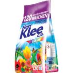 Herr Klee Color prací prášek na barevné prádlo, 120 dávek, 10 kg