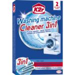 K2R čistič pračky 3v1, odstraňuje špínu a zápach z pračky, 250 g