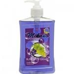 Mikano Bunch of Grape tekuté mýdlo s dávkovačem, 500 ml