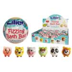 Lilien Kids šumivá koule do koupele s překvapením, 1ks