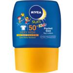 Nivea Sun Kids protect & play OF 50 kapesní dětské mléko na opalování, 50 ml