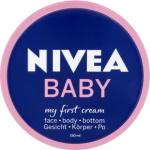 Nivea Baby krém na tvář, tělo a zadeček, 150 ml