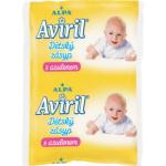 Alpa Aviril dětský zásyp s azulenem sáček, 100 g