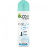 Garnier Mineral Invisi Cool Freshness minerální deodorant pro ženy, deosprej 150 ml
