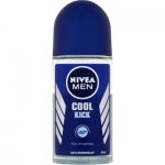 Nivea Men Cool Kick kuličkový antiperspirant, 50 ml