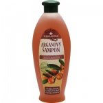 Herbavera Arganový šampon, 550 ml