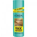 L'Oréal Magic Retouch Light blonde zakrytí odrostů, 75 ml