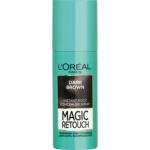 L'Oréal Magic Retouch Dark brown zakrytí odrostů, 75 ml