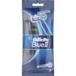 Gillette Blue 2 pohotové holítko, balení 5 ks