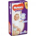 Huggies Pants Jumbo 5 plenkové kalhotky 12 až 17 kg, 34 ks