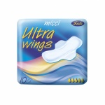 Micci Normal Ultra Sing Plus, dámské vložky, 10 ks