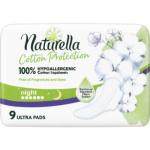Naturella Cotton Protection Ultra Night dámské vložky, 9 ks