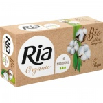 Ria Organic Normal tampony, 16 ks