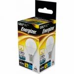 Energizer LED žárovka Globe 6 W, E14, teplá bílá, jako 40 W